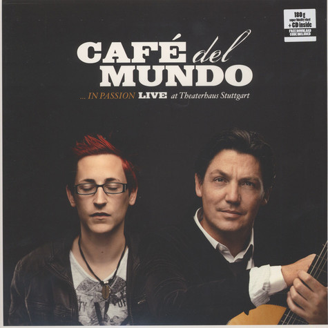 Cafe Del Mundo - In Passion - Live