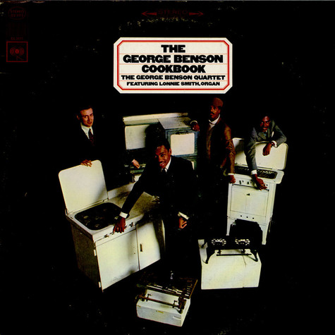 George Benson Quartet - The George Benson Cookbook feat. Lonnie Smith