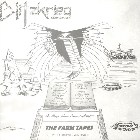 Blitzkrieg - Boys From Brasil Street: The Farm Trap Black Vinyl Edition