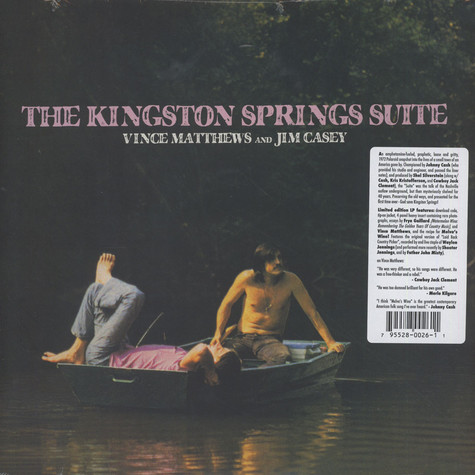 Vince Matthews & Jim Casey - The Kingston Springs Suite