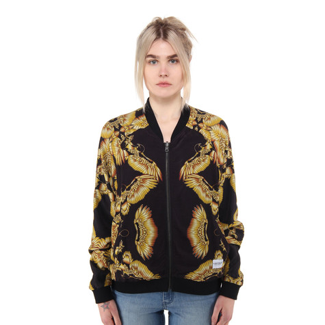 A Question Of - Golden Eagles Reversible Bomber Jacket