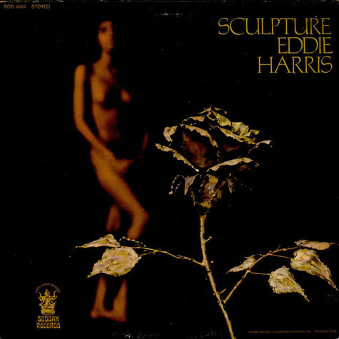 Eddie Harris - Sculpture