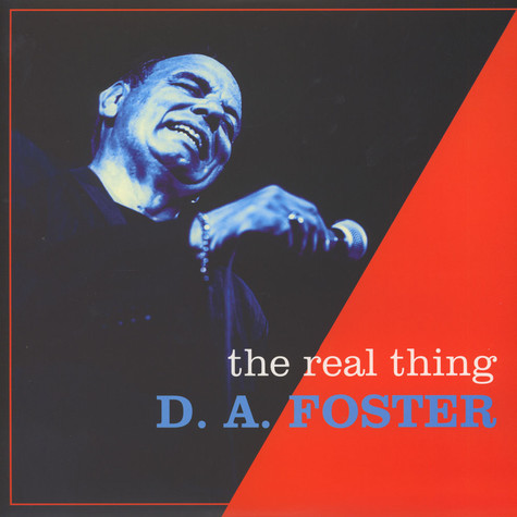 D.A. Foster - Real Thing