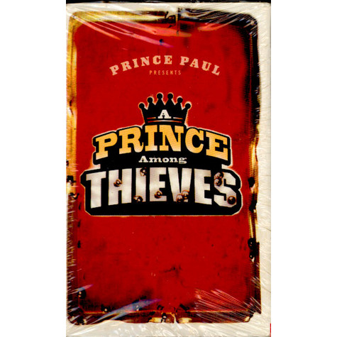Prince Paul - Prince Paul Presents A Prince Among Thieves (Album Sampler)
