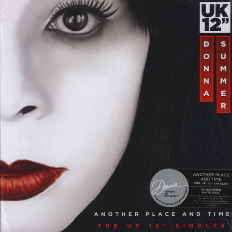 Donna Summer - Another Place And Time - The UK Singles