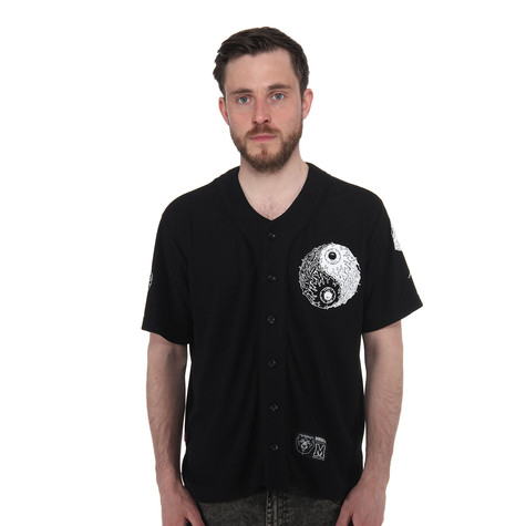 Mishka - Balanced Keep Watch Baseball Jersey