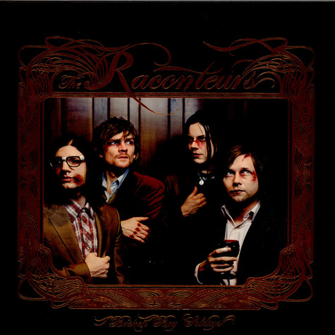 Raconteurs, The - Broken Boy Soldiers