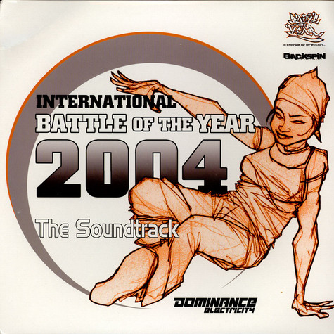 V.A. - International Battle Of The Year 2004 The Soundtrack
