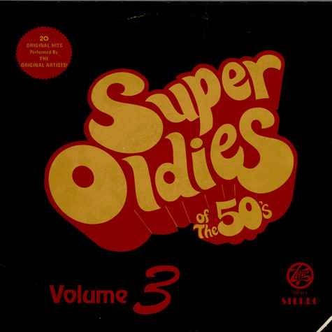 V.A. - Super Oldies Of The Fifties Volume 3