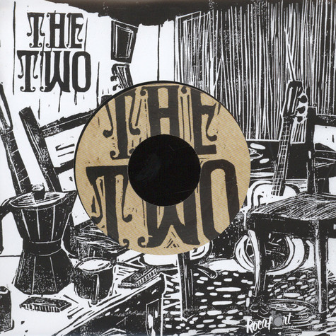 Two, The - Blues In My Bones / On & On