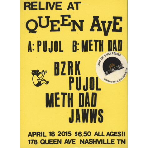 PUJOL & Meth Dad - Relive At Queen Ave