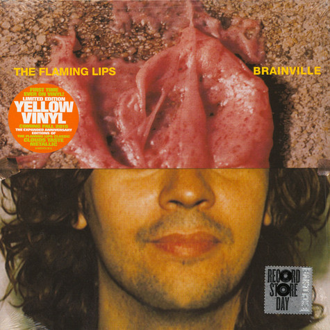 Flaming Lips, The - Brainville Yellow Vinyl Edition