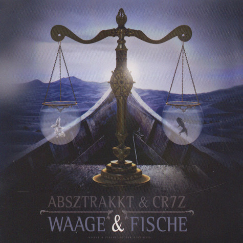 Absztrakkt & Cr7z - Waage & Fische Limited Edition Box