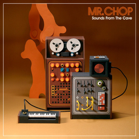 Mr. Chop - Sounds From The Cave