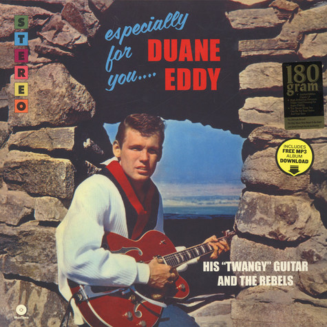 Duane Eddy & The Rebels - Especially For You