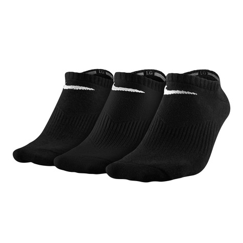 Nike - Lightweight No Show Socks (Pack Of 3)___ALT
