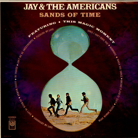 Jay & The Americans - Sands Of Time