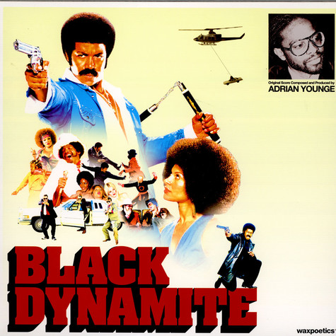 Adrian Younge - Black Dynamite (Original Score To The Motion Picture)