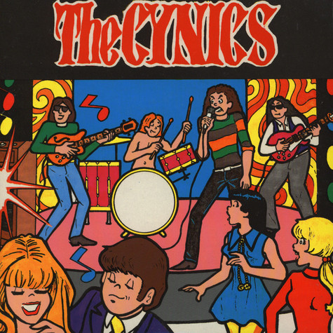 Cynics, The - When I'm Down / Baby What's Wrong (Live)