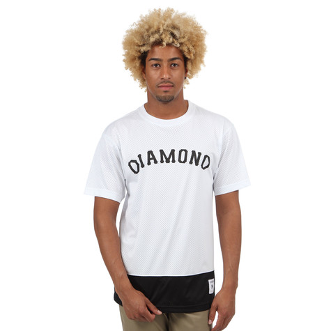 Diamond Supply Co. - Diamond Arch Mesh T-Shirt