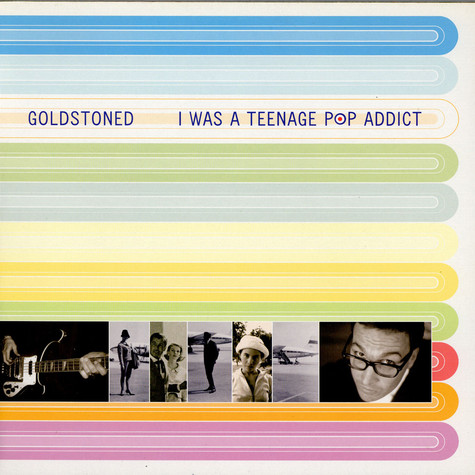 Goldstoned - I Was A Teenage Pop Addict