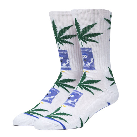 HUF x South Park - Towelie x HUF Plantlife Socks