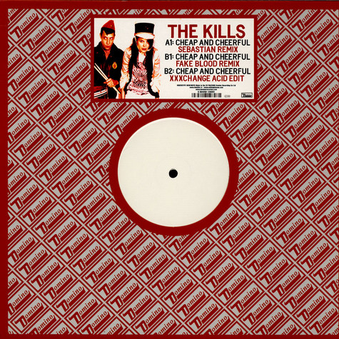 Kills, The - Cheap And Cheerful (Remixes)