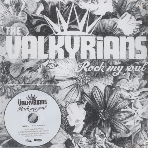 Valkyrians, The - Rock My Soul