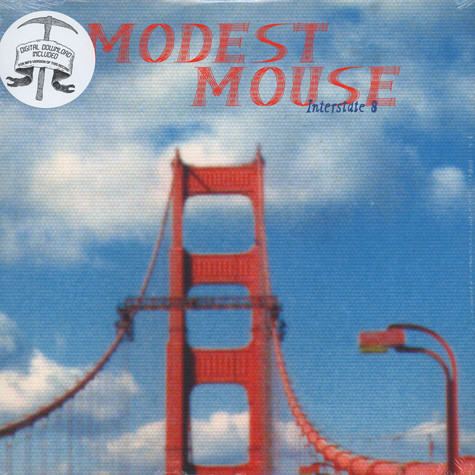 Modest Mouse - Interstate 8 Limited Edition