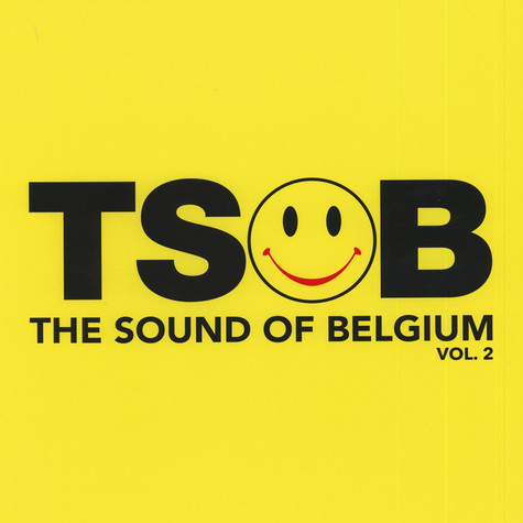 V.A. - TSOB - The Sound Of Belgium Vinyl Box Volume 2