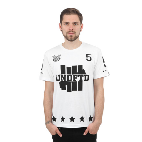 Undefeated - 5er T-Shirt