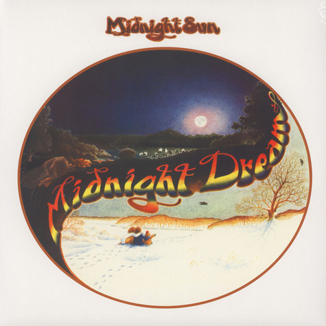 Midnight Sun - Midnight Dream Black Vinyl Edition