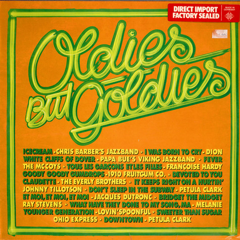 V.A. - Oldies But Goldies