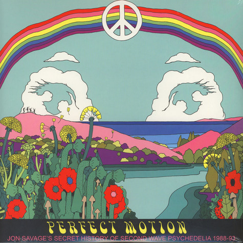 V.A. - Perfect Motion- Jon Savage's Secret History of Second-Wave Psychedelia 1988-93