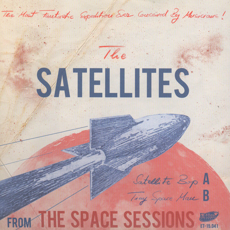 Satellites, The - From The Space Sessions