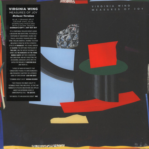 Virginia Wing - Measures Of Joy Deluxe Edition