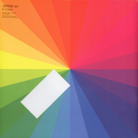 Jamie XX - In Colour Deluxe Edition