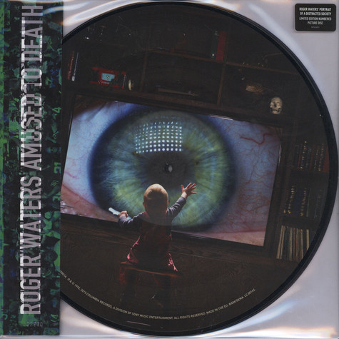 Roger Waters - Amused To Death Picture Disc Edition