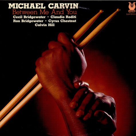 Michael Carvin - Between Me And You