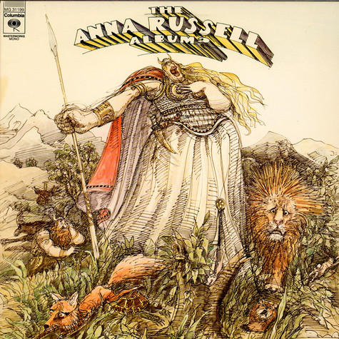 Anna Russell - The Anna Russell Album?