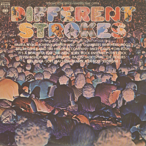 V.A. - Different Strokes