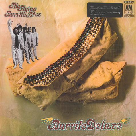 Flying Burrito Brothers, The - Burrito Deluxe