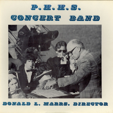 P.H.H.S. - Concert Band