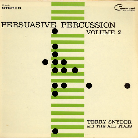 Terry Snyder And The All Stars - Persuasive Percussion Volume 2