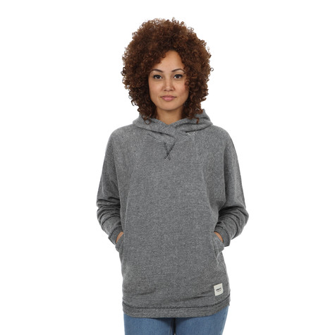 Wemoto - Lint Drop Fleece Batwing Hooded Sweater