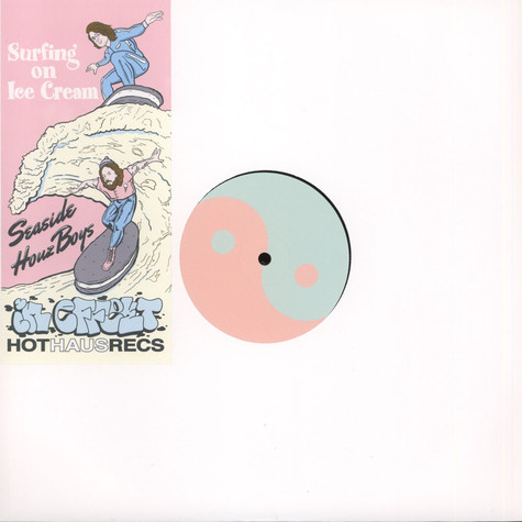 Seaside Houz Boyz - Surfing On Ice Cream