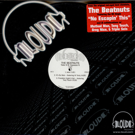 Beatnuts, The - Take It Or Squeeze It (Clean)