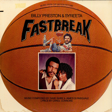 Billy Preston & Syreeta - OST Fast Break