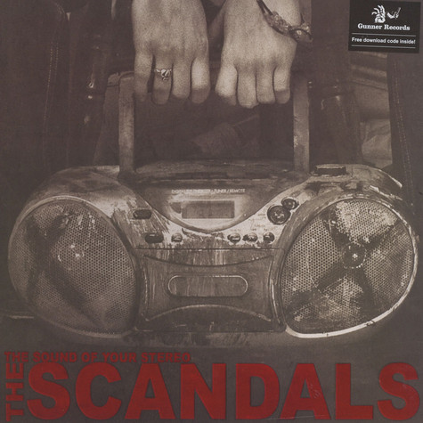 Scandals, The - The Sound Of Your Stereo