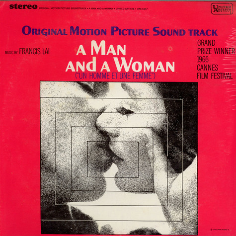 Francis Lai - OST A Man And A Woman